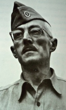 Hammett during World War II.