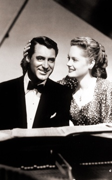 "Cary Grant as Cole Porter  and Alexis Smith as Linda Lee in ""Night and Day"""