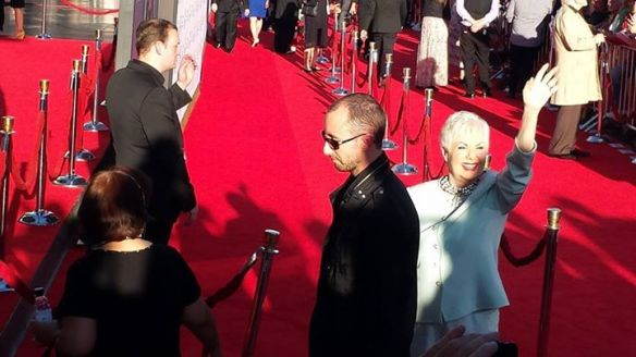 Shirley Jones on the red carpet at TCMFF. (Comet Over Hollywood/Jessica P.)