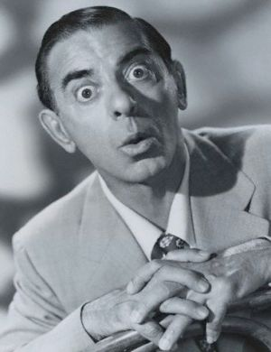 Eddie Cantor in the 1930s.