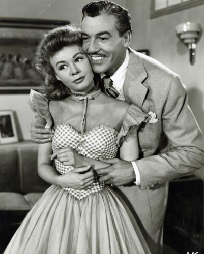 Advertising-print Collectibles Original Print Ad 1951 Movie Happy Go Lovely David Niven Technicolor Romero