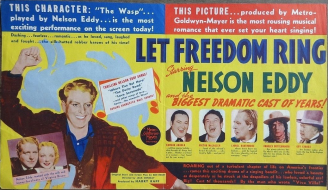 Image result for Let Freedom Ring 1939