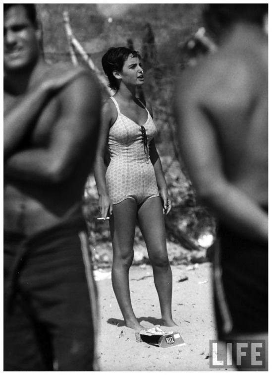 Kathy 1957 life
