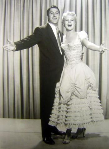 Danny Thomas and Peggy Lee in