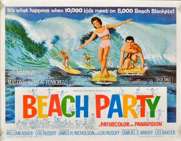 Beach Party (USA, 1963) - 01