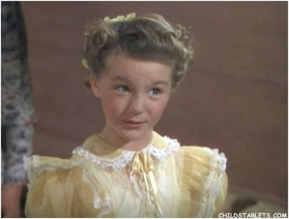 Child star Kathryn Beaumont