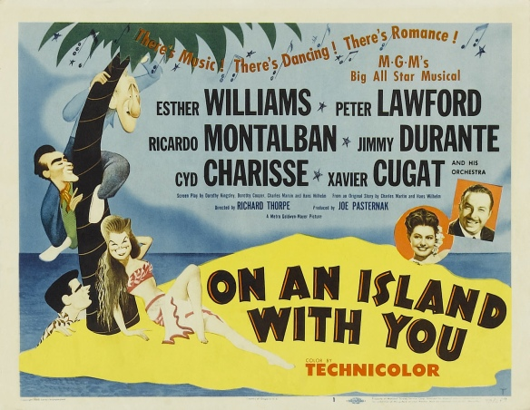 Poster - On an Island With You_02