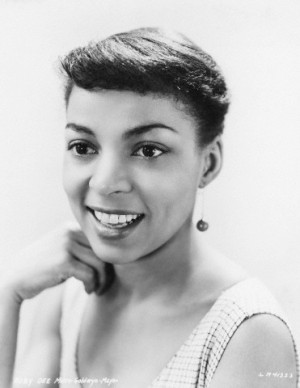 ca. 1957 --- Actress Ruby Dee --- Image by © John Springer Collection/CORBIS