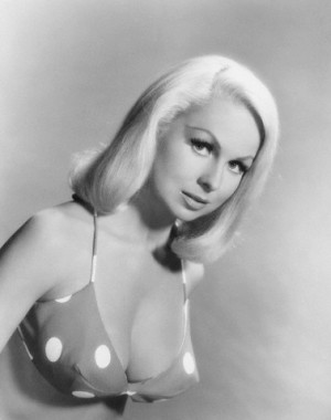 1950s --- Actress Joi Lansing --- Image by © John Springer Collection/CORBIS