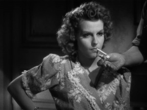 "Betty Field in ""Blues in the Night"""
