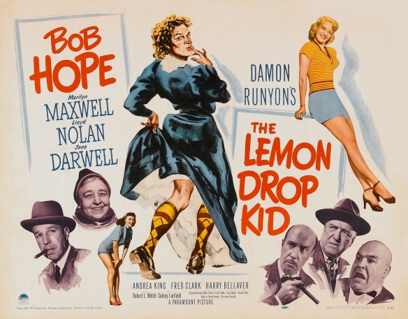 Poster - Lemon Drop Kid, The (1951)_02