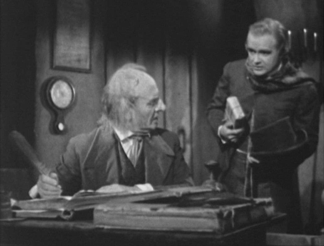 Musical Monday: Shower of Stars presents A Christmas Carol (1954) | Comet Over Hollywood