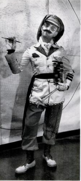 "The ""new US Air Force"" uniform, photographed by Francis Miller"