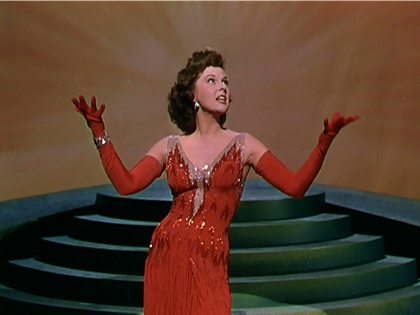 One of Susan Hayward's many fabulous outfits.