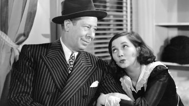 Bert Lahr and Nancy Kelly