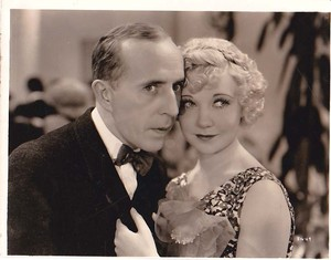 "Charles Butterworth and Una Merkel: The comedic relief of ""The Night is Young."""