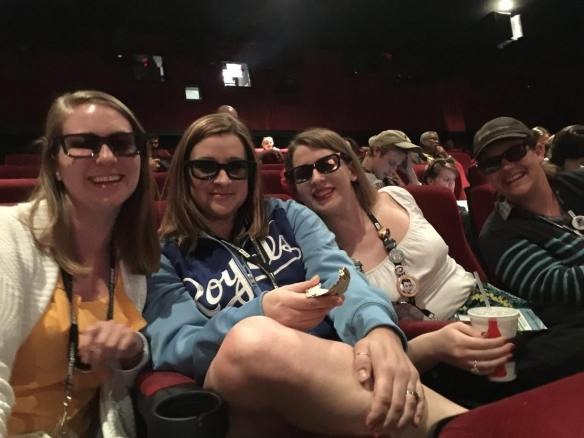 "A 3D midnight showing of ""Gog."""
