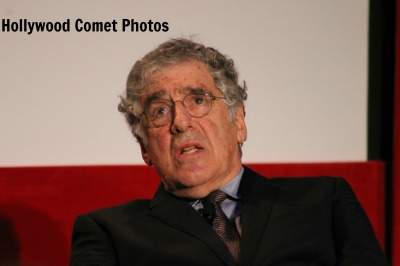 Elliott Gould interviewed by Alec Baldwin at the Roosevelt Hotel. (Photo/Jessica P.)