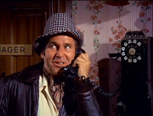 "Paul Lynde in ""Gidget Gets Married"""