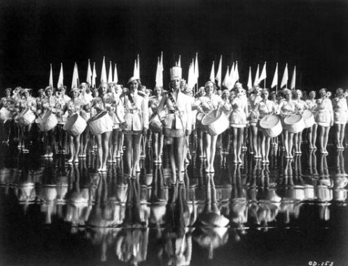 "Dancers during the ""All's Fair in Love and War"" number in ""Gold Diggers of 1937"""