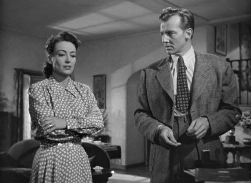 "Billed as Bruce Bennett with Joan Crawford in ""Mildred Pierce"" (1945)"