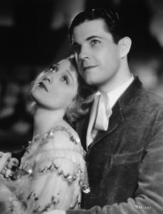 "Jeanette MacDonald, Ramon Novarro in ""The Cat and the Fiddle"""