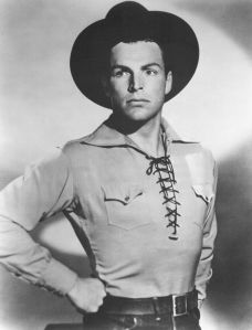 Crabbe in a western role