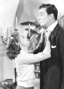 Jane Powell and Walter Pidgeon