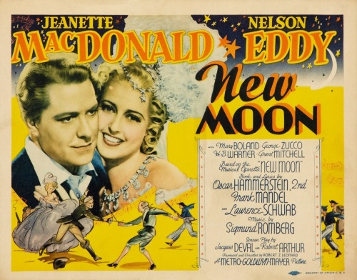 Poster - New Moon (1940)_02