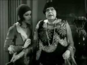 Sally Blane and Marie Dressler in Vagabond Lover