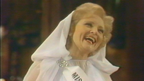 Betty White- Miss Halloween of 1976