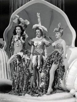 Musical Monday Ziegfeld Girl Comet Over Hollywood