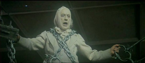Alec Guinness as Jacob Marley