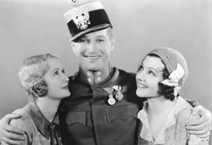 Image result for smiling lieutenant 1931