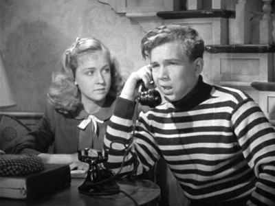 Watching 1939 Nancy Drew Reporter Comet Over Hollywood